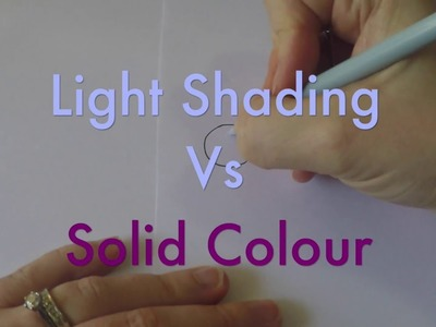 Basic shading and blending tutorial using Prismacolor Premier pencil