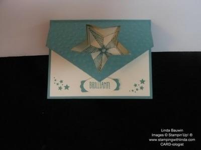 Be the Star Creative Fold Card