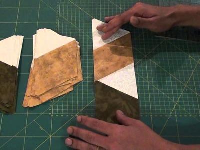 Cubos em 3D - Quilting Baby Blocks