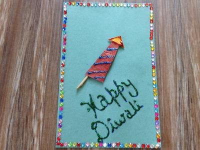 Diwali Greeting Cards for Kids