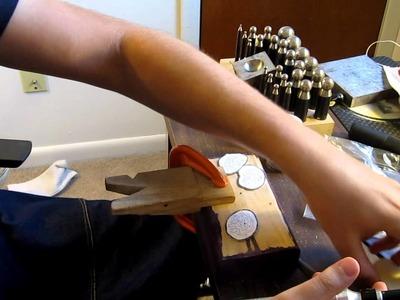 Drill holes using a flex shaft