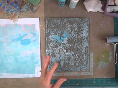 Gelli Plate Do's and Don't's
