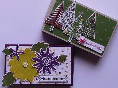 Gift Card Holder And Treat Box