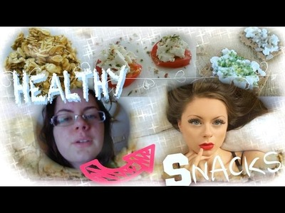 ♡ Healthy, Easy Snacks for Weight Loss.School Ideas | Sue Rose ♡