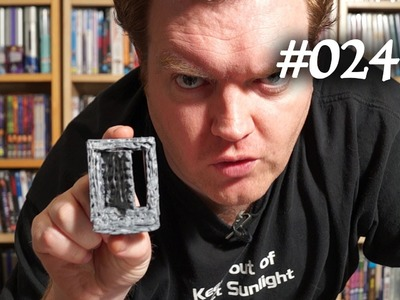 How to make secret doors for dungeons and dragons tiles (2.5D method) DMG#024