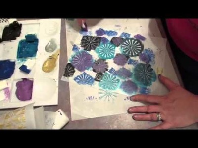 Making the Most of Your Supplies and Time in Art Journalling