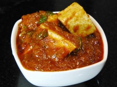 Paneer Masala - Restaurant Style taste. .