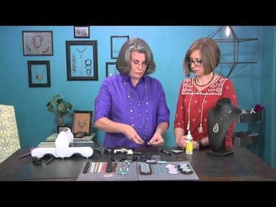 Pendant Making Perfection with Jill MacKay and Beads Baubles & Jewels