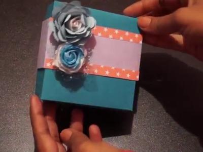 Simple Handmade Card | The Sucrafts