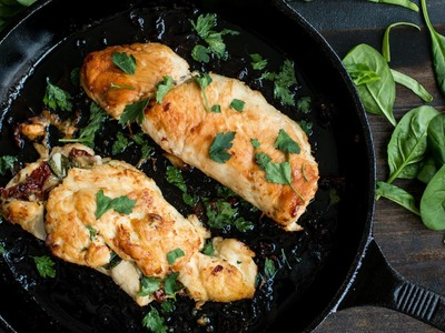 Stuffed Chicken Breasts Recipe