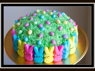 Super Cute Easter Cake!