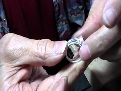 V shank ring pt 2