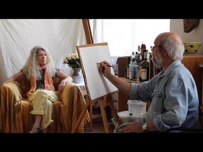 Watercolor Techniques EPISODE 04 - Painting A Portrait