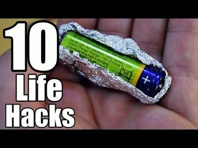 10 Life Hacks To Make Life Easier