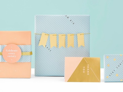 Add some Inspiration with these Gift Wrapping Ideas