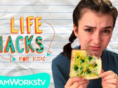 April Fool's Hacks   LIFE HACKS FOR KIDS