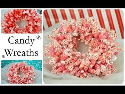 Candy Wreath Tutorial