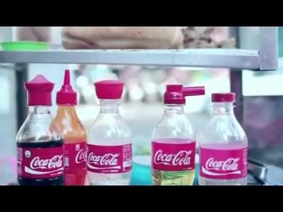 "Coca-Cola Launches ""2nd Lives"" to Encourage the Reuse of Pl"