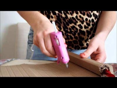 Comment faire un grattoir pour chat en 45 minutes DIY