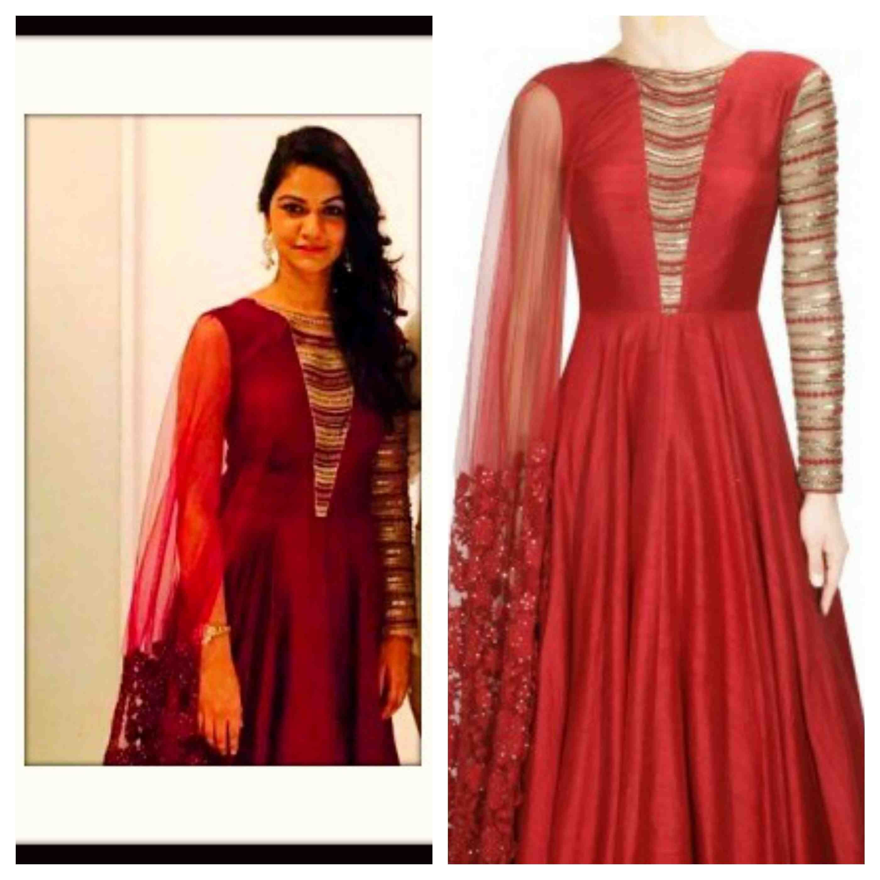 CREATE UR OWN BRIDAL. PARTY WEAR - EASY DESIGNING, CUTTING & SEWING