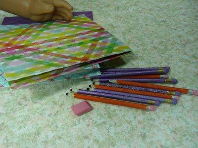 Doll School Supplies part 1