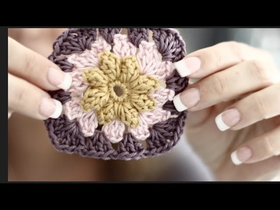 Easy To Make Spring Flower Granny
