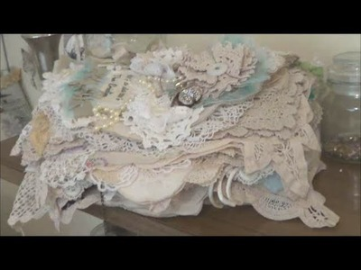 Fabric.Lace.Doiley Book Part 3 - Final 'The Crinoline'