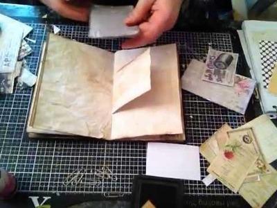 How I make my journals part 4