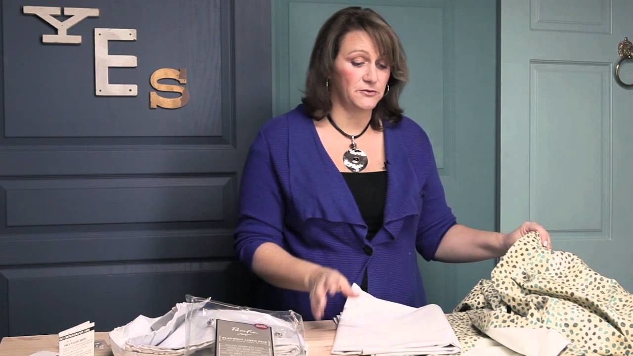 How to Black Out Curtains : Making.Modifying Curtains