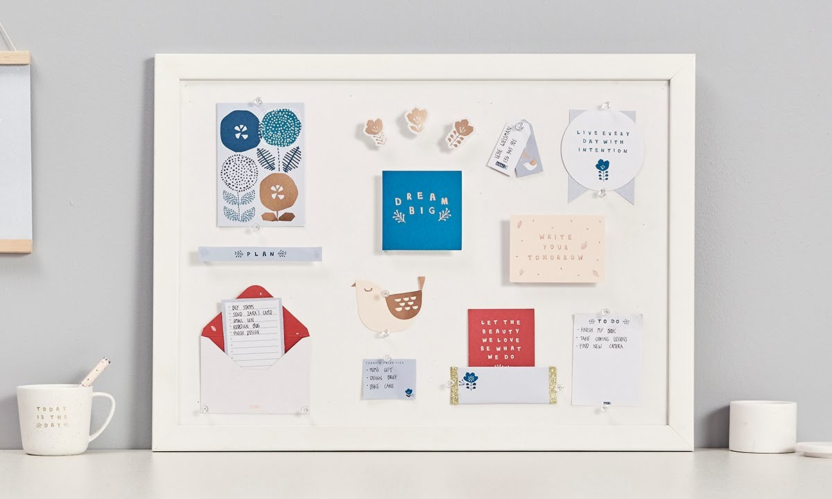 How to Create an Inspiring Vision Board