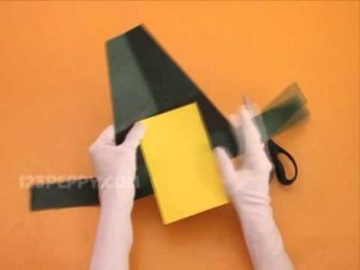 How to Make a Leprechaun Hat