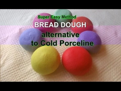 How to make Bread Dough ( Super EASY Method)