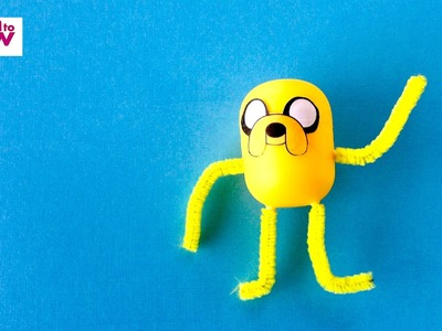 How to Make Jake the Dog from Adventure Time