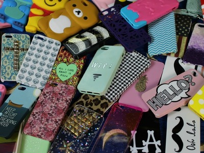 IPhone Case Collection!