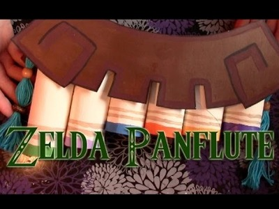 Legend of Zelda Panflute