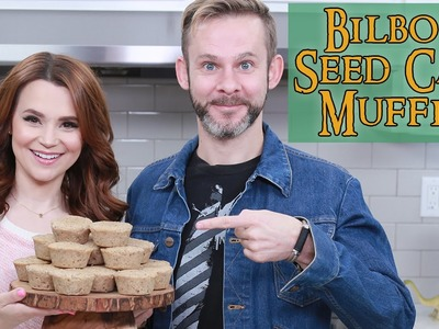 LORD OF THE RINGS HOBBIT MUFFINS ft Dominic Monaghan - NERDY NUMMIES