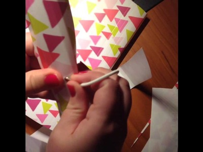 Making a Happy Planner cover from a Target One Spot accordion file folder - EASY DIY