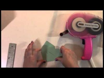 Making Envelopes for Keep Calm and Envelope On Mini Album
