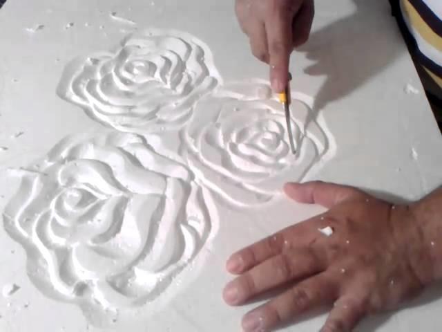 Making of styro part 2
