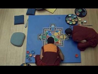 Mandala Time-lapse