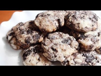 Oreo Cheesecake Cookies   5 ingredients