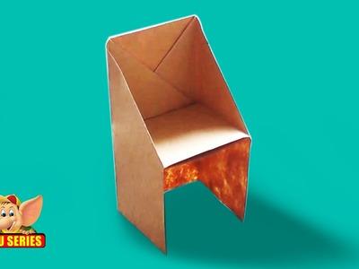 Origami - Make a Chair (HD)