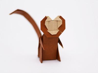 Origami Monkey (Jo Nakashima)