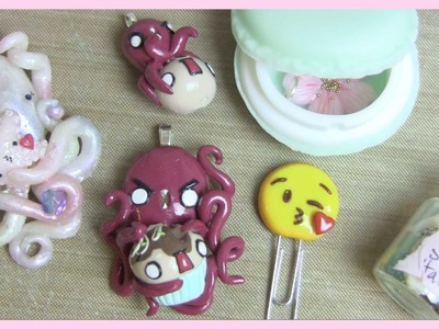 Package Opening- DaCraftyLilNinja ● Polymer Clay Charms