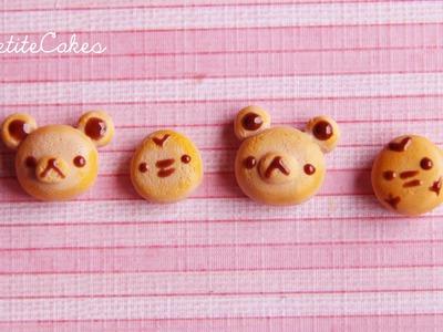♫ Rilakkuma and Friends Bread Tutorial!