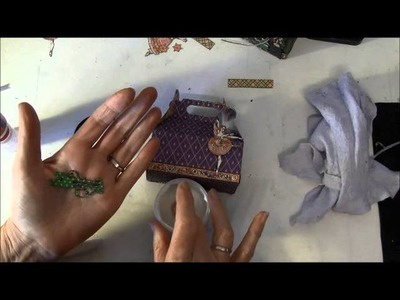 Sizzix Carry All Box tutorial