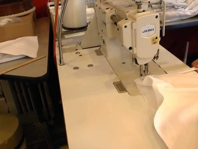 Slipcover Wing Chair using easy pattern method part 3