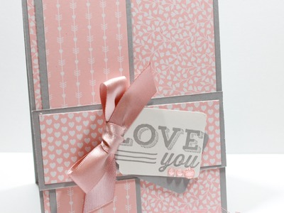 Stampin' Up! and Stampin' with the Elf's Stampy Valentine's Week Project #5