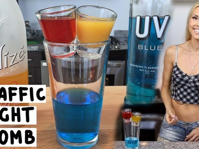 Traffic Light Bomb - Tipsy Bartender