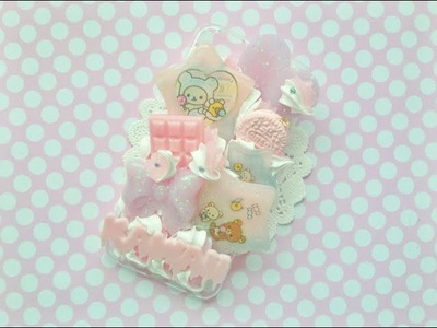 ♡ Watch Me Decoden: Rilakkuma & Sweets ♡